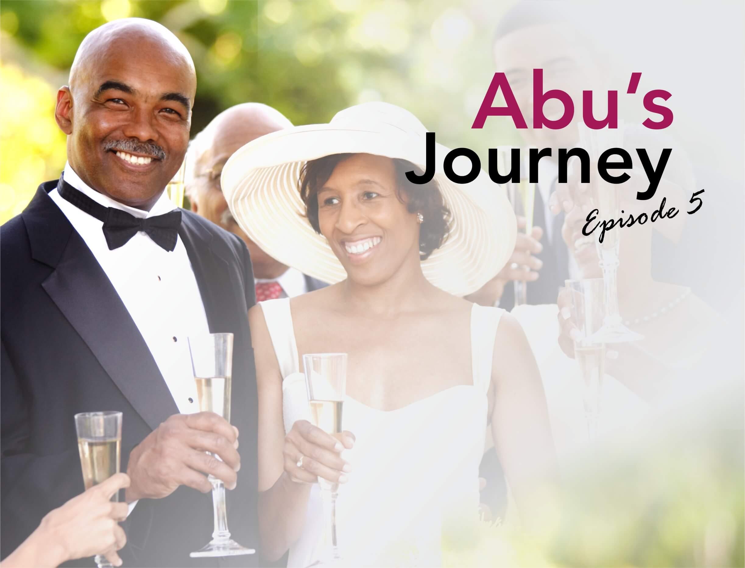 Abu's journey (5) –  Tomorrow is looking good