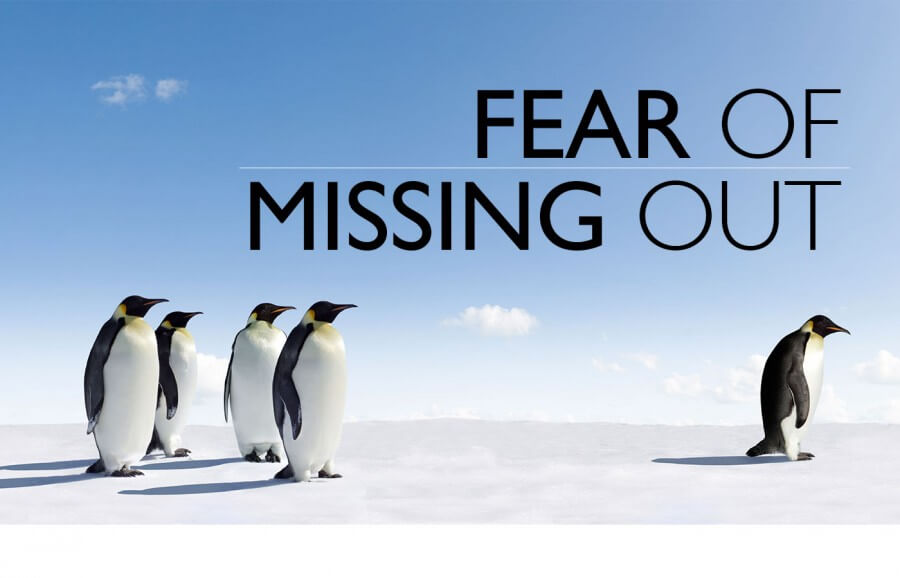 FOMO: Should we really be afraid or not?